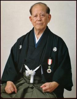 Shoshin Namanine, founder of Matsubayashi Shorin-ryu Karate